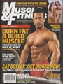 Muscle & Fitness US 6/2008