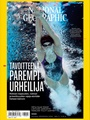 National Geographic Suomi 7/2018