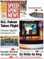 National Speed Sport News 8/2009