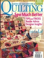 Patchwork and Quilting 3/2014