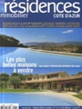 Residences Immobilier 7/2006