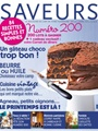 Saveurs (French Edition)