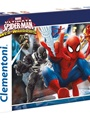 Spider-Man Pussel Supercolors, 104 bitar