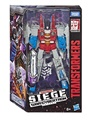 Transformers War For Cybertron; Siege, Starscream 1/2019